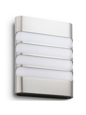 Aplique Pared Exterior Acero Inoxidable - LED